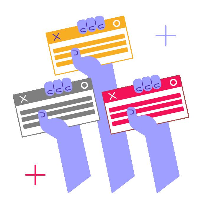 packages illustration